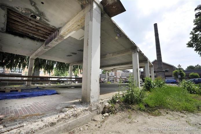 De bouw van het Paviljoen aan het Ressingplein kan eindelijk door gaan.