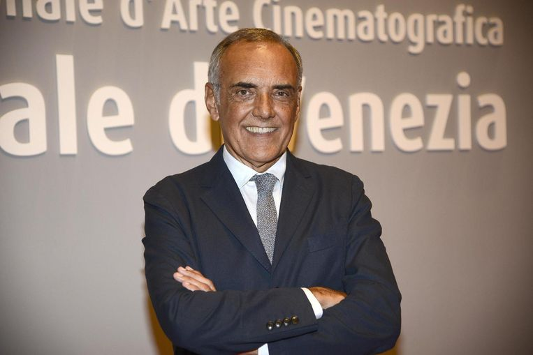 Festivaldirecteur Alberto Barbera Beeld epa