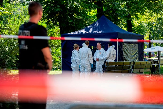 De 40-jarige Georgiër Zelimkhan Khangoshvili werd op 23 augustus 2019 in Berlijn doodgeschoten.