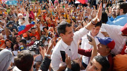 Moskou zegt merendeel personeel uit Venezuela te hebben teruggetrokken