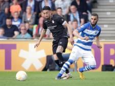 Cavlan: 'Hard werken beloond met transfer naar Austria Wien'