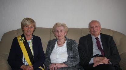 Benedikt en Lea vieren 65 jaar huwelijk