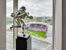 Vanuit je penthouse de wedstrijden van FC Utrecht kijken? Dat kan voor 1,4 miljoen euro