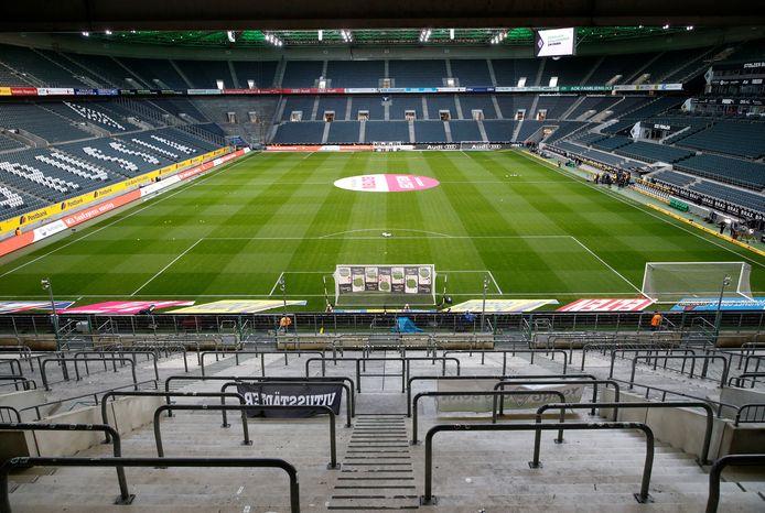 Borussia-Park, Moenchengladbach