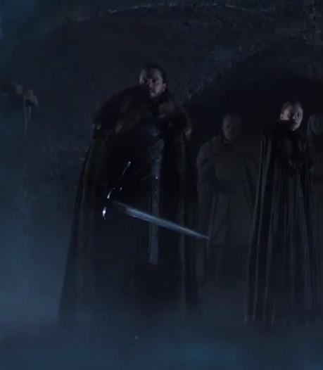 Gloednieuwe trailer maakt start laatste seizoen Game of Thrones bekend