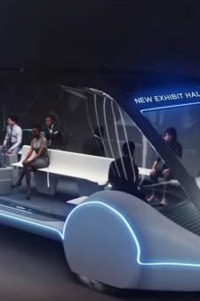 The Boring Company van Elon Musk is klaar met graven eerste tunnel