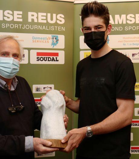 Van Aert uitgeroepen tot beste Vlaamse sporter van het jaar