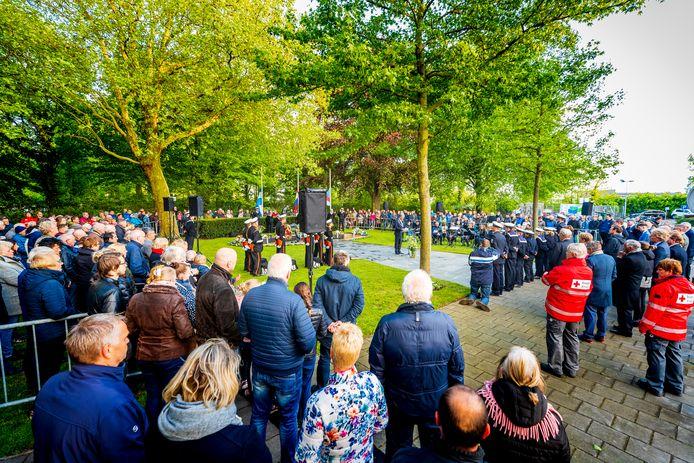 Dodenherdenking in Maassluis zal er dit jaar niet zo uitzien.