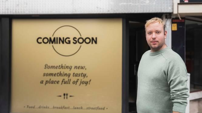 """Steffen (28) ruilt Brasserie De Klok om voor hippe ontbijt- en lunchzaak: """"Geen pintjes meer tappen tot 3 uur 's nachts"""""""