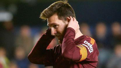 Chelsea? Deze opvallende cijfers bewijzen dat dat niet de favoriete tegenstander is van Lionel Messi