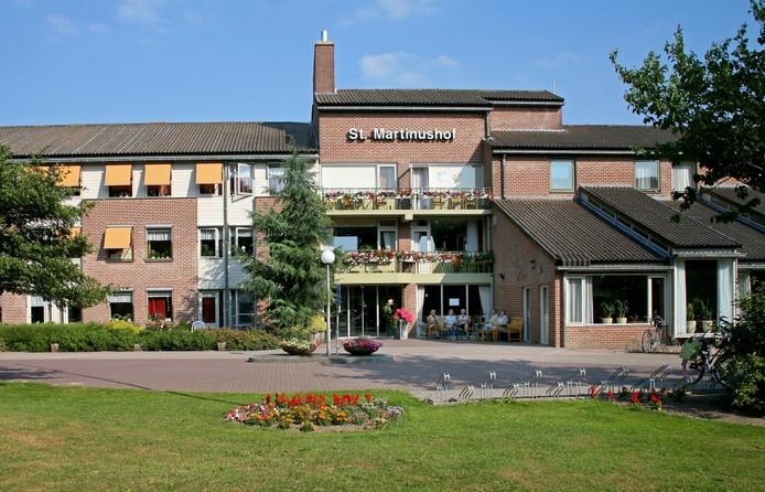 De Martinushof in Twello is een van de woonzorgcentra van Trimenzo.
