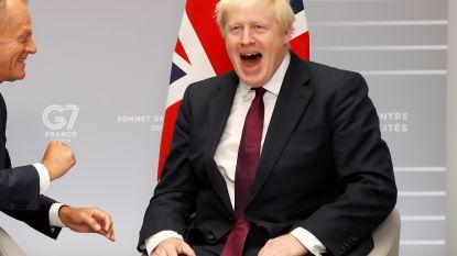 Deur naar brexit-chaos nu helemaal opengezwaaid