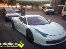 Automobilisten krijgen boetes na racen op A16 met Ferrari, Lamborghini, Porsche en Mercedes