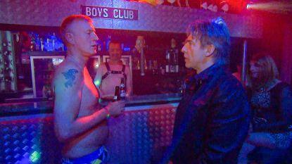 """Luk Alloo op nachtelijk bezoek in homoclub: """"Enkel ik mocht mijn kleren aanhouden"""""""