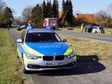 Echtpaar uit Ruurlo gewond bij aanrijding net over de grens in Zwillbrock