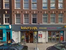Intertoys Van Woustraat overvallen