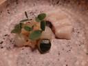 Ceviche van zeeduivel