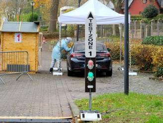 """Tervuren opent drive-intestcentrum: """"Alles op punt stellen voor drukte vanaf volgende week"""""""