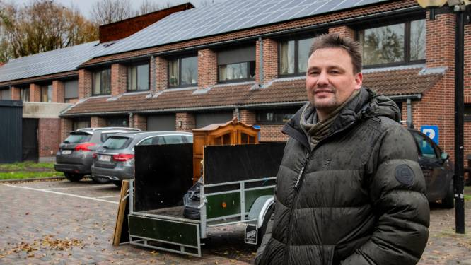 Zonnepanelen op dak rusthuis Hof ter Veldeken in gebruik: bijna volledige installatie gefinancierd door inwoners