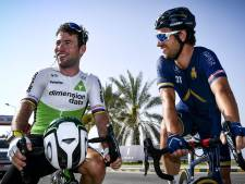Cavendish nog voor de start van de Ronde van Abu Dhabi uitgeschakeld