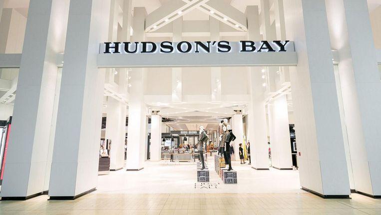 Warenhuis Hudsons Bay staat voor uitdagende tijden. Beeld