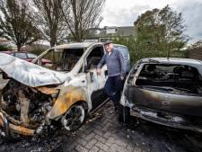 Reeks autobranden houdt Monster in greep: 'Begin aan een pyromaan te denken'