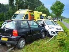 Kindje gewond bij ernstig ongeluk in Zevenbergen