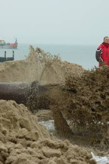 Veere wil brede stranden in het belang van de recreanten