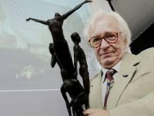 Kunstenaar Kees Verkade op 79-jarige leeftijd overleden