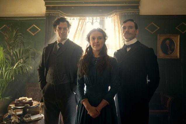Millie Bobby Brown est Enola Holmes, la petite-sœur de Sherlock Holmes, dans la bande-annonce de ce nouveau film Netflix.