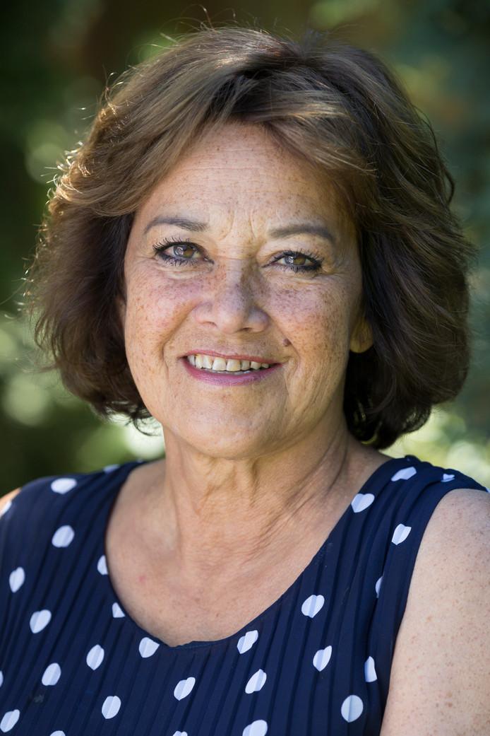 Sylvia van Oostrum.