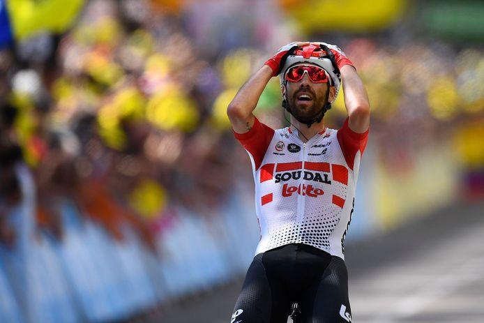 Après Dylan Teuns, Thomas De Gendt et Wout Van Aert, un quatrième coureur belge peut-il encore rêver de lever lels bras sur les routes du Tour 2019?