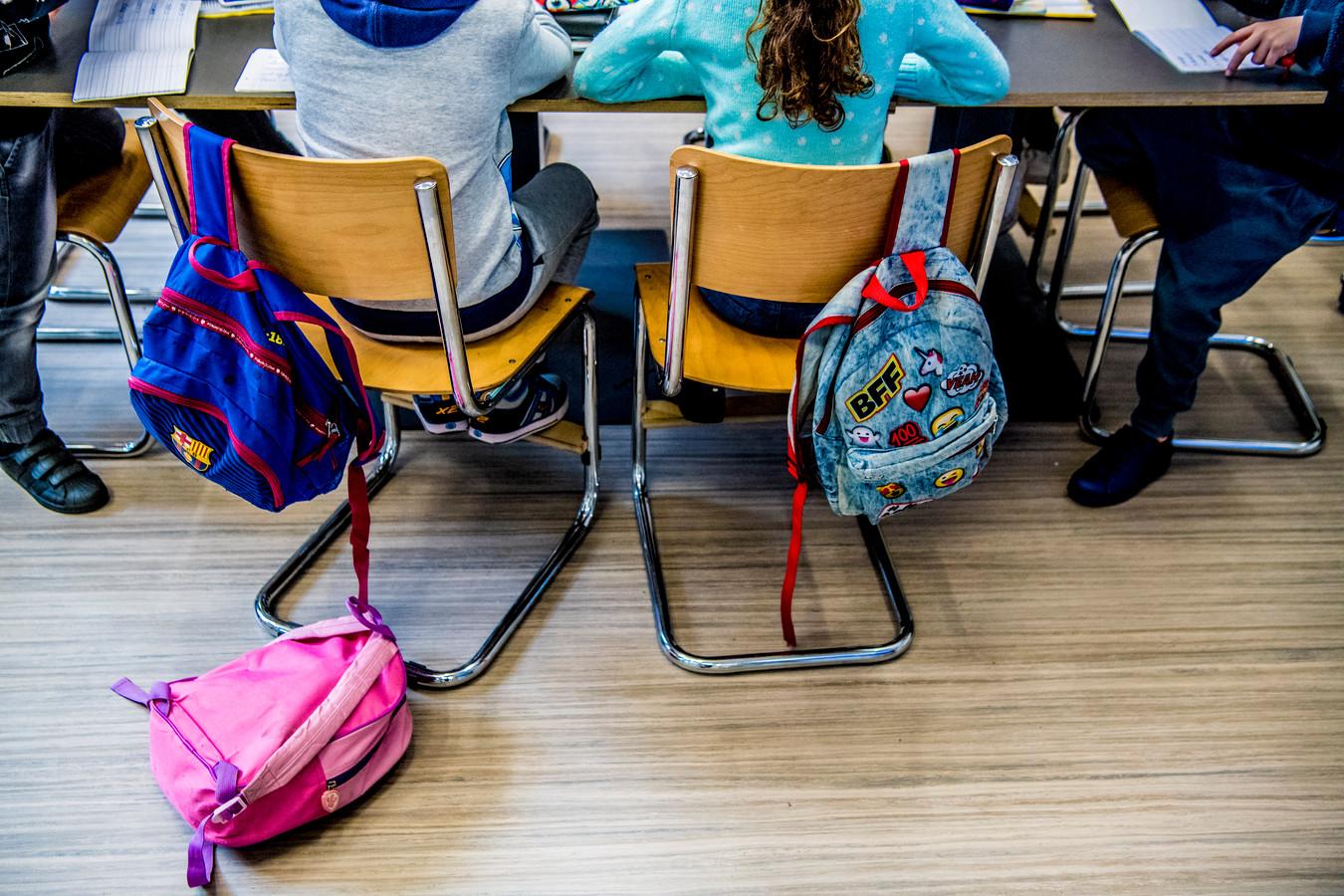 Veertig procent van de docenten in het basisonderwijs had een schaal hoger moeten zitten