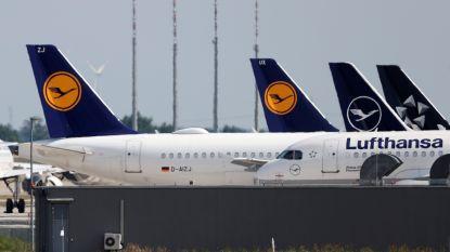 Aandeelhouders Lufthansa gaan akkoord met staatssteun