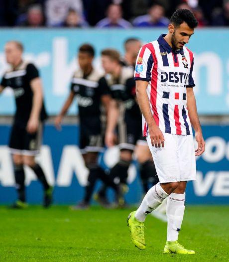 Favoriete uitwedstrijd voor Ajax: 1. NAC, 2. Willem II
