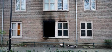 Brand? Vlucht naar de buurman twee deuren verder