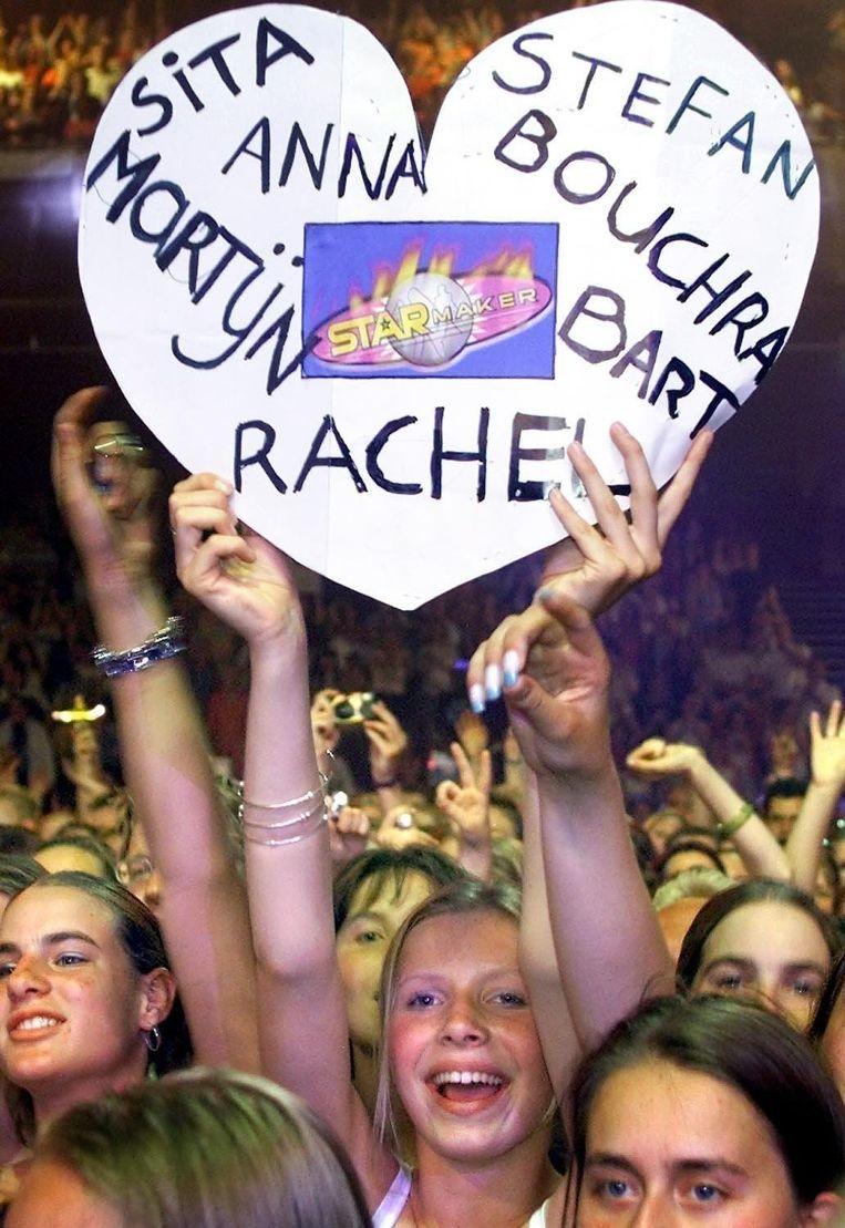K-otic-fans in 2001 Beeld anp