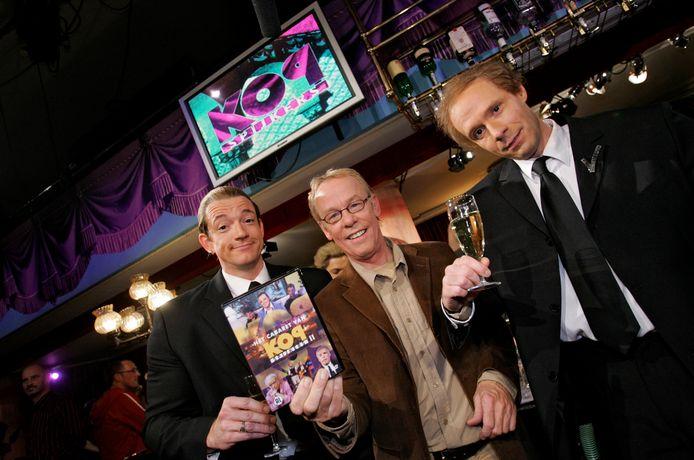 Kopspijkers keert in december na bijna 15 jaar terug op televisie.