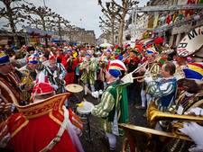 Zes carnavalsoptochten in de Haagse regio