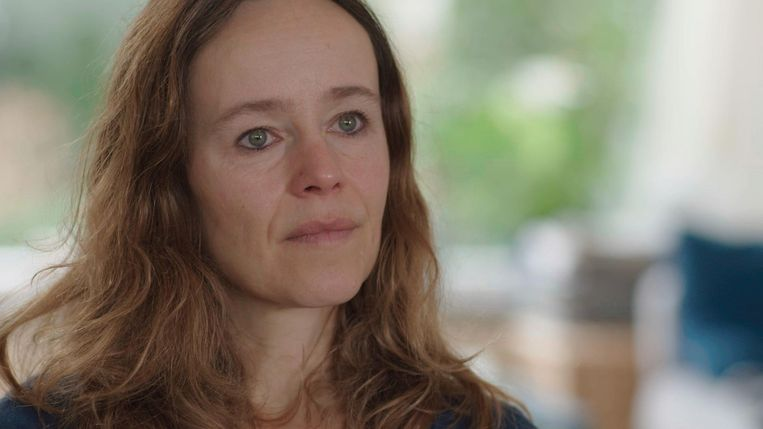 Gaby Olthuis in de documentaire die zes weken na haar zelfverkozen dood werd uitgezonden Beeld NCRV