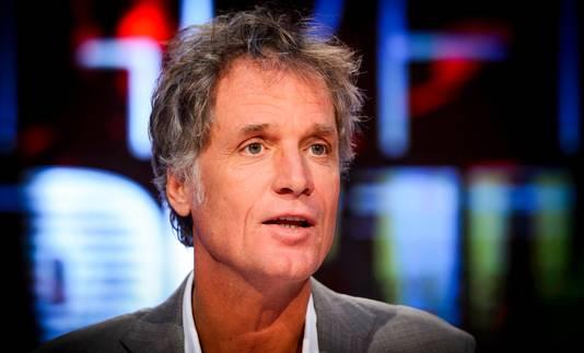 Presentator Jeroen Pauw van de gelijknamige talkshow.