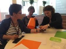 Drones blijken tijdens Gamification ook mooi speelgoed voor docenten