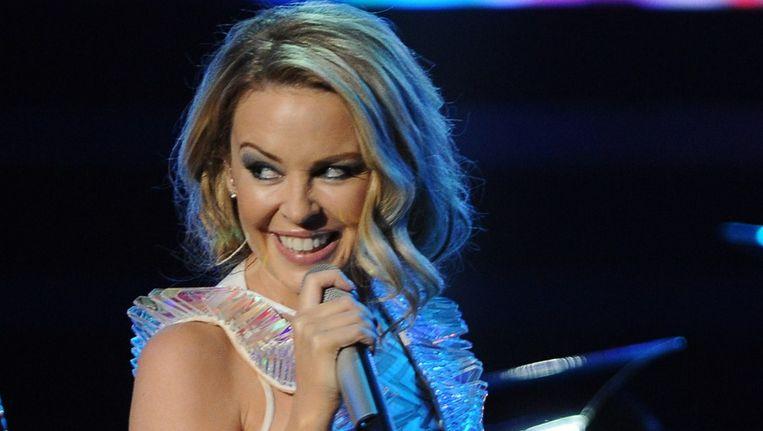 Kylie Minogue Beeld afp