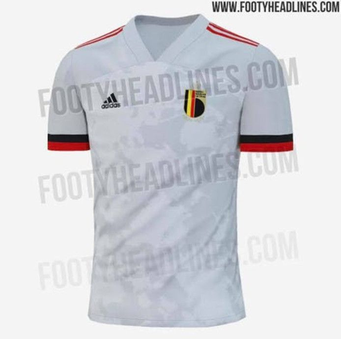 """Le maillot """"away"""""""