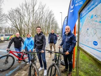 Nieuwe mountainbikeroute verbindt sportpark De Schorre met parcours in Middelkerke en (bijna) hele kust