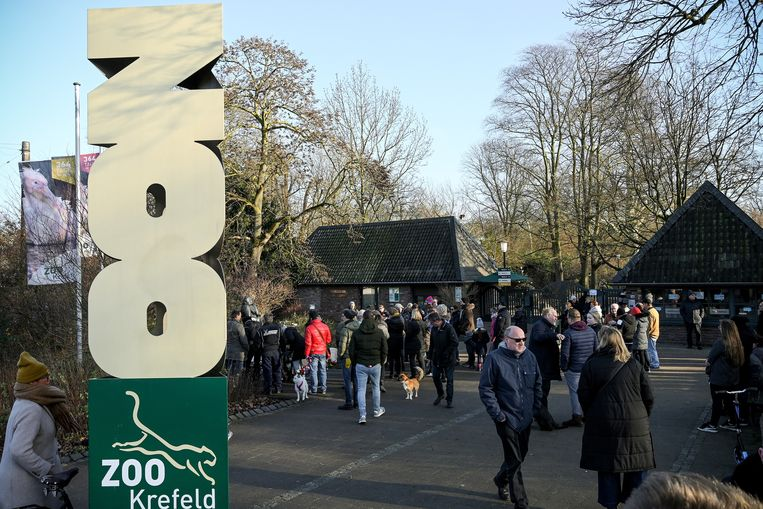 De zoo van Krefeld