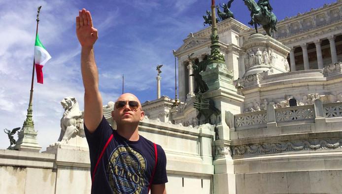 Sitebeheerder Andrew Anglin (31)