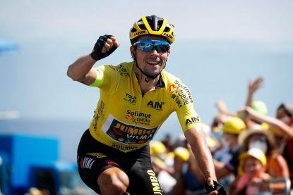 Roglic zet eindzege in de Ronde van de Ain in de verf met winst in slotrit, Bernal eindigt als tweede