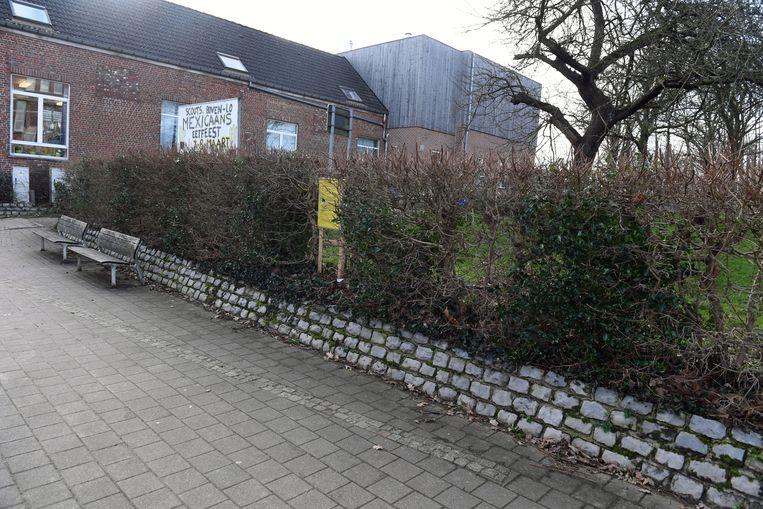 De actiegroep is tegen de bouw van gemeenschapscentrum Boven-Lo in Kessel-Lo.