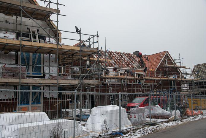 De afgelopen jaren is Nunspeet uitgebreid met woonwijk Molenbeek.
